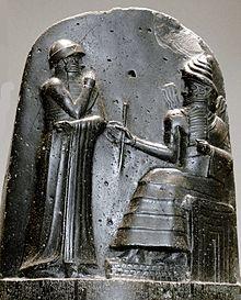 El código de Hammurabi y la Ley Nesara/Gesara