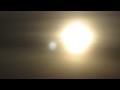 Objeto luminoso junto al Sol…¿Nibiru o Ajenjo?