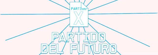 """Nace el Partido X, una formación política que pretende """"reiniciar el sistema"""" y """"recuperar la democracia"""""""