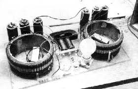 El generador de energía libre Hendershot