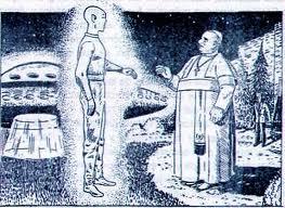 """""""Juan XXIII"""" contactado por Extraterrestres"""