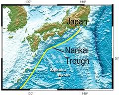 Los científicos japoneses advierten de un posible terremoto de grandes proporciones