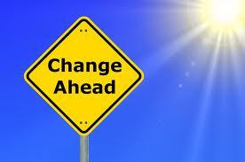 Luz de cambio