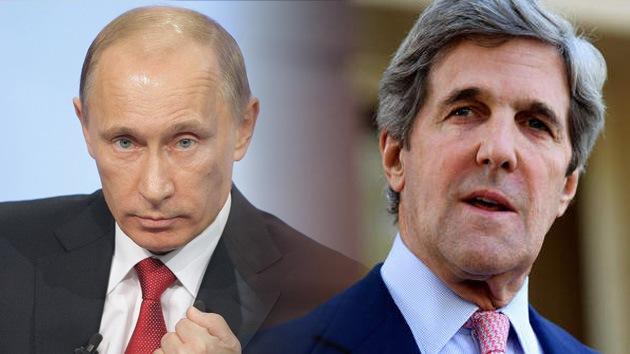 """Putin sobre el debate del Congreso de EE.UU. sobre Siria: """"Están mintiendo y lo saben"""""""