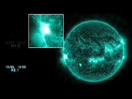 NASA |Cinco días de llamaradas y CMEs