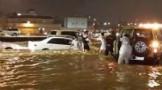 Inundaciones Arabia Saudita