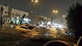 Inundaciones Arabia Saudita5