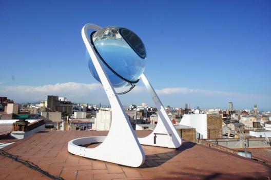 Rawlemon: El Generador Esférico que supera la eficiencia de los paneles solares en un 35%