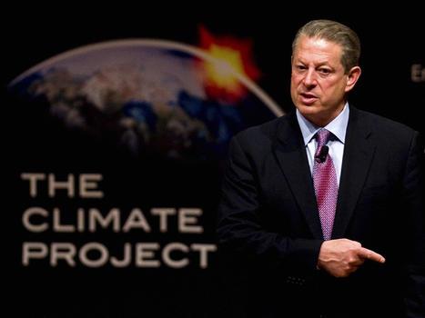 Al Gore admite públicamente los Chemtrails en la cadena BBC