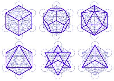 """Nassim Haramein: Los """"sólidos platónicos"""" son las geometrías más fundamentales del universo"""