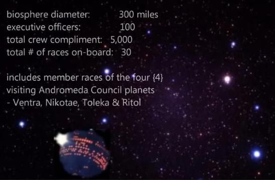 Una esfera de energía se aproxima a la Tierra desde el hemisferio Sur