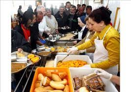 Empresario catalán crea comedor social