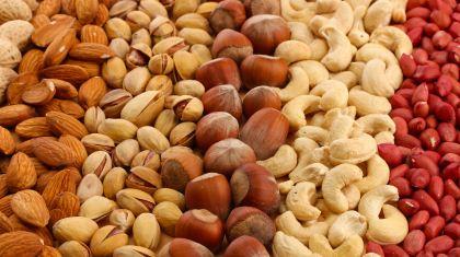 Comer nueces reduce riesgo de mortalidad temprana