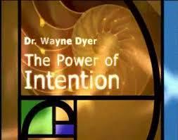 El poder de la intención