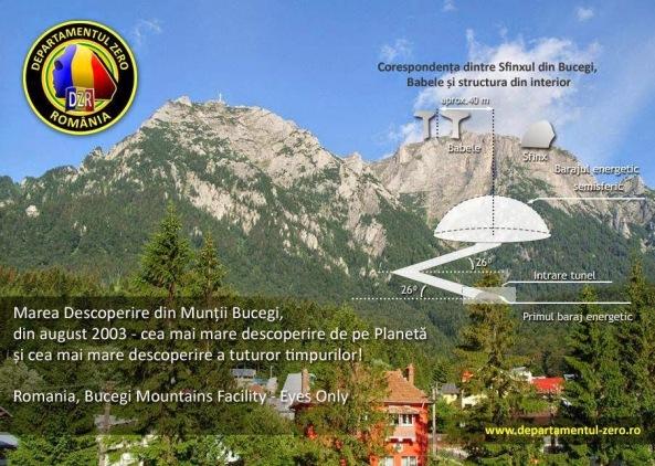 Resultado de imagen de el Secreto de los Montes Bucegi, Rumania