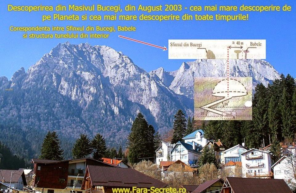 02 Romanian Alien Base Bucegi Mountains