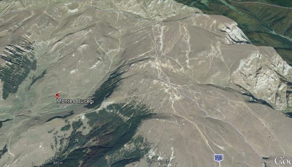 Montes Bucegi 1 - Rumania