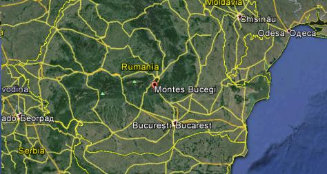Montes Bucegi