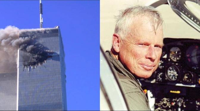 Ex piloto de la CIA jura que ningún avión chocó contra las Torres Gemelas