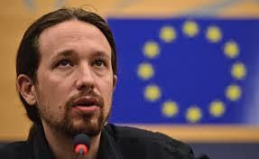 """Pablo Iglesias al Parlamento Europeo: """"Vuelvo para que no haya gente como ustedes en mi Gobierno"""""""