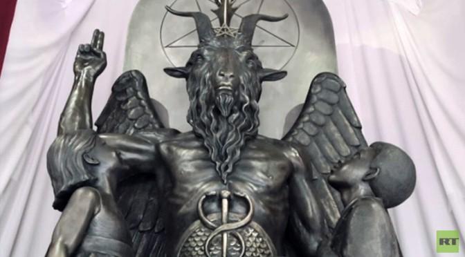 La mayor organización satánica del mundo inaugura Templo Satánico en Salem, Massachusetts (EE.UU.)