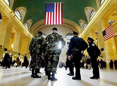 ¿La Ley Marcial en Nueva York?