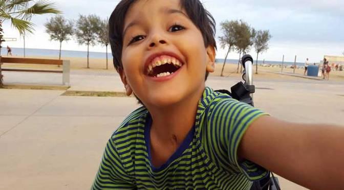 El milagro del niño Santiago José