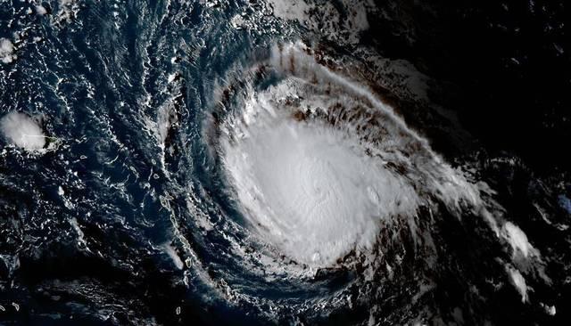 El huracán Irma alcanza vientos apocalipticos, tal y como predijo Benjamin Fulford