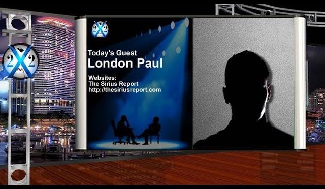 """London Paul: """"El Reset Financiero""""…Lo que está por venir."""