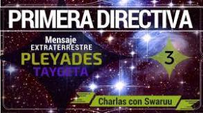 3. Primera Directiva